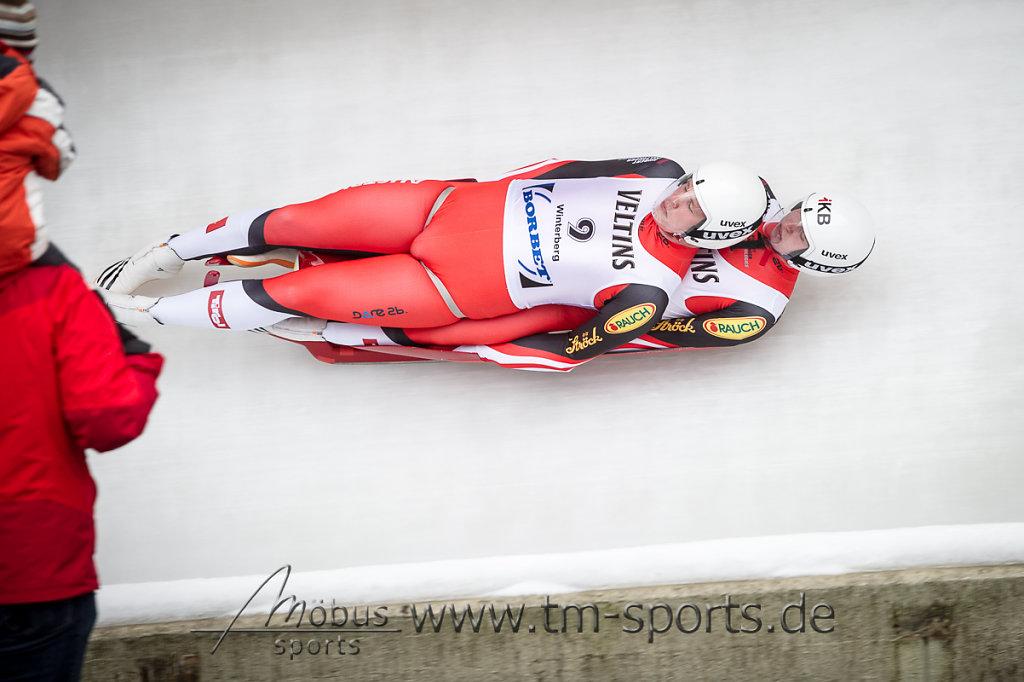Peter Florian Schmid, Fabian Strickner [AUT]