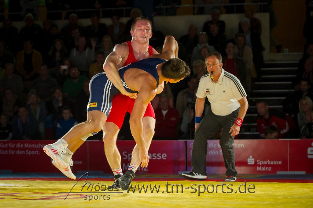 Tadeusz Michalik vs. Denis Kudla