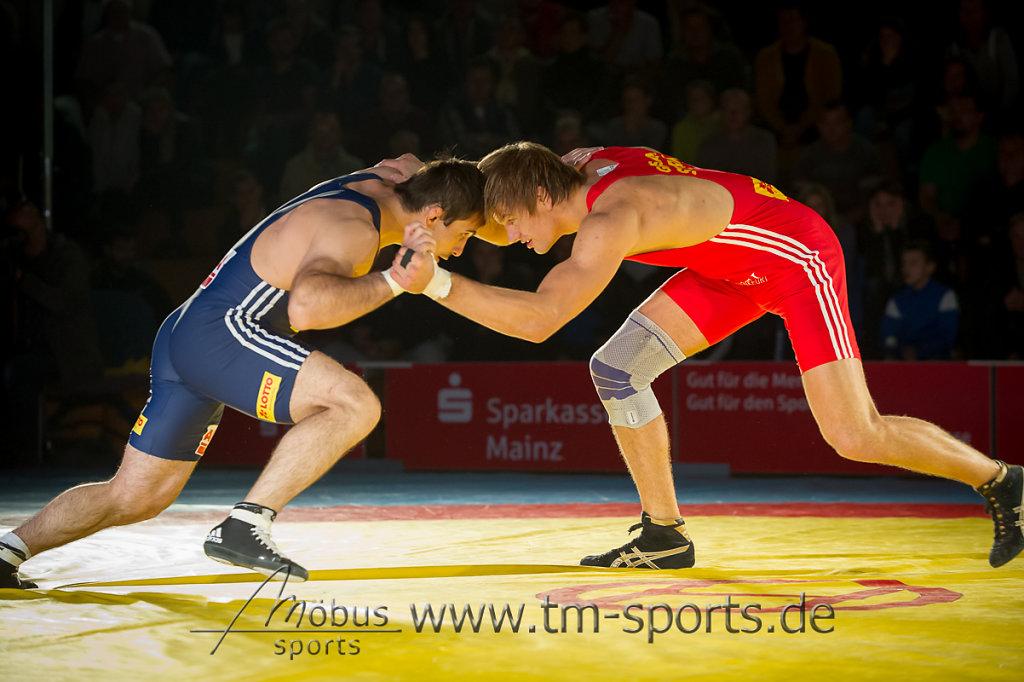 Konstantin Völk vs. Taimuraz Friev