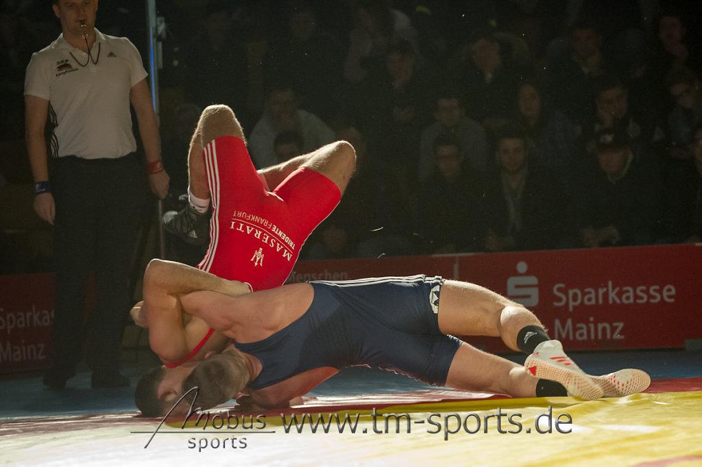 Roland Schwarz vs. Florian Neumaier