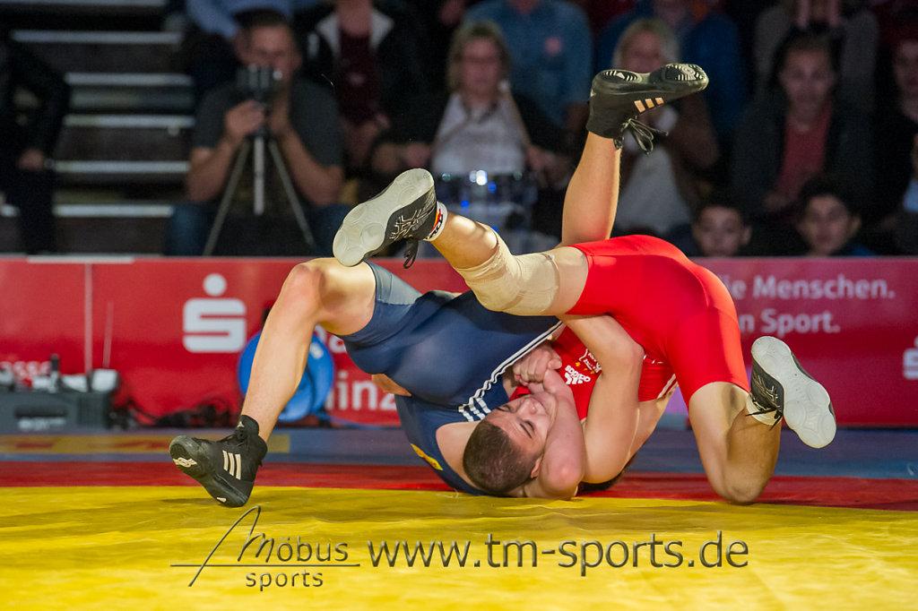 Burak Demir vs. Lucas Günther