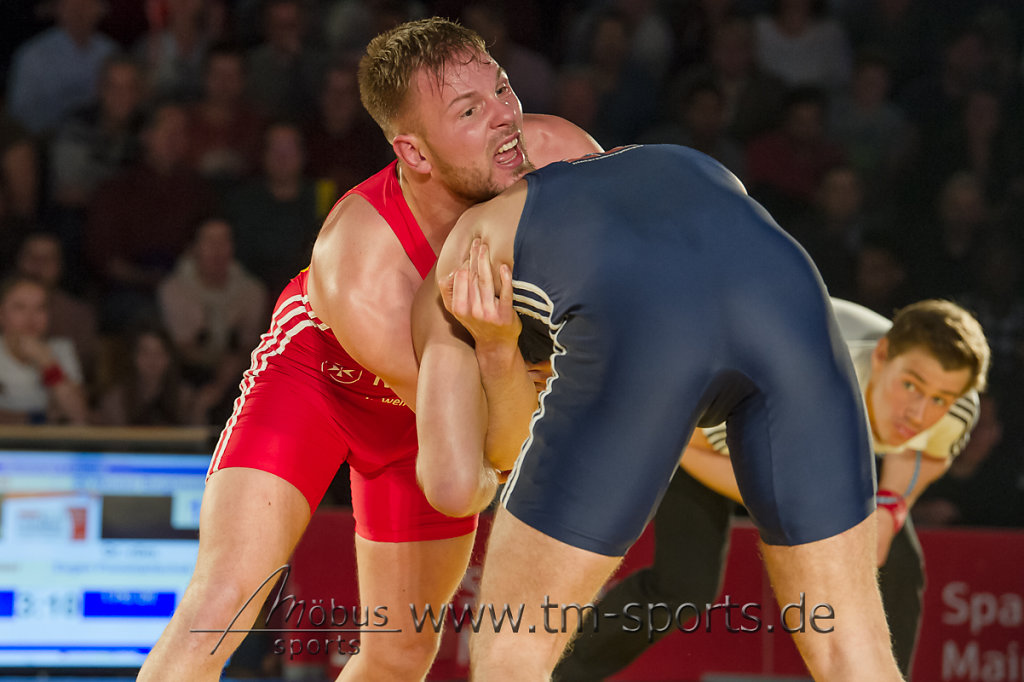 Daniel Meiser vs. Eugen Ponomartschuk